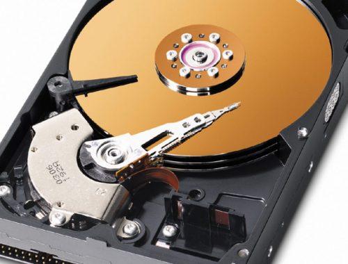 dispositivos de almacenamiento de datos