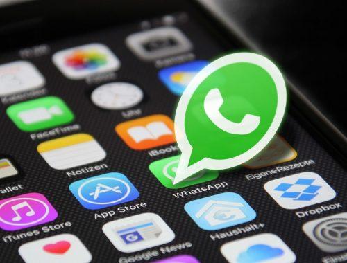 línea Whatsapp